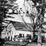 Zion Mennonite Church, where VMBM was formed by Virginia Mennonite Conference, October 17, 1919, John L. Stauffer 1920s photo (James Rush collection)