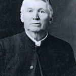 Samuel M. Burkholder (1848-1929) first VMBM President, 1919-1928 (VMC Archives)