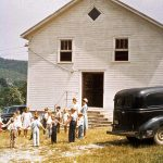 Mennonite missions in West Virginia, early to mid 20th century (Grace Showalter collection)