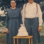 Amanda & Mark C. Showalter, missions workers in West Virginia 1940s -1960s (Duane Showalter photo)