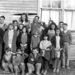 Melvin-and-Miriam-Weaver,-Lost-Creek,-Ky.-1947,-with-Don-Jacobs-[back-row-left]-(Kathie-Weaver-Kurtz-photo)