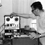 Missionary Paul Lehman produced music for Italian radio in 1950s-60s (VMC Archives)