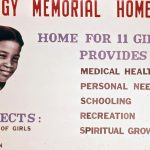 Peggy Memorial Home for girls, Jamaica, early 1960s (VMC Archives)