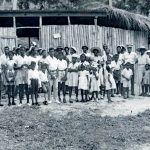 Church service at Retreat, Jamaica, 1960 (VMC Archives)