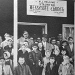Staunton Mennonite Church mission outreach 1960s (VMC Archives)