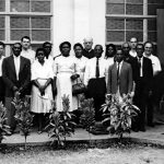 Delegates to Jamaica Mennonite Conference, 1965 (VMC Archives)