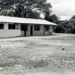 Christian Deaf Fellowship Dining Hall, Jamaica, 1966 (VMC Archives)