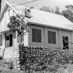 Alpine Mennonite Church, Jamaica, 1968 (VMC Archives)