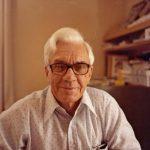 Moses Slabugh, VMBM staff (VMC Archives)