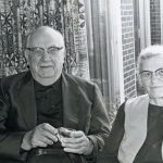 Ruth and Truman Brunk, Sr, church workers and missions promoters (VMC Archives)