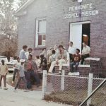 Mennonite Gospel Mission, Newport News, Va. (Grace Showalter Slides 1972)