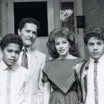 Justiniano & Mabel Cruz family, Iglesia Evangelio, Washington, D.C.