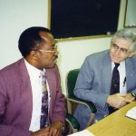 VMM Missions meeting, 1976-77 (VMC Archives)