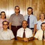 VMBM Executive Committee 1977-78 (VMM Archives)