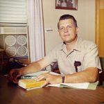 Roy Kiser, missions promoter (VMC Archives)