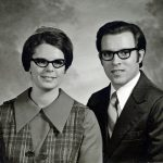 Elton and Freida Nussbaum, missionaries to Jamaica (VMC Archives)