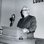 Harold Eshleman, Missions Pastor in Harrisonburg, Va. (VMC Archives)