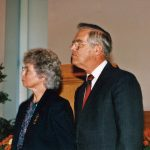 Dorothy and Orval Shank, missions workers (VMC Archives)