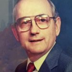 Paul T. Yoder, 12th VMBM President, 1985-1990 (Paul T. Yoder photo)