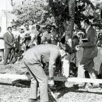 Ocho Rios Groundbreaking, Jamaica (VMC Archives)