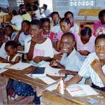 Slater's Hill Vacation Bible School, Jamaica (VMC Archives)