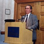 Richard Lantz, VMBM Board Member 1987-1997 (VMC Archives)