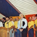 VMBM Missions meeting, 1991 (VMM Archives)