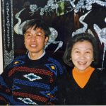 Can Le and Lisa Pham, 1996, Vietnamese missions (VMC Archives)