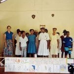 Vacation Bible School at Joyland Church, Jamaica (VMC Archives)