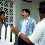 Loren Horst and Ganesh Kalloo, pastor of Diego Martin, Trinidad (VMC Archives)