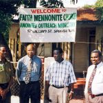 Jamaica Mennonite Conference, 1998 (VMC Archives)