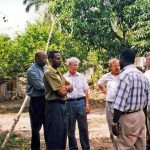 Jamaica missions, 1998 (VMC Archives)