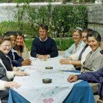 Dayton, Va. group visits Lezhe, Albania, 2002