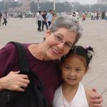 June Lantz, missions worker to China, 2007 (Elwood Yoder photo)