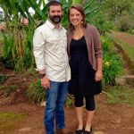 Alisha and Brent Justice Uganda missions, Africa, with VMM and Serge Missions (Justice Photo)